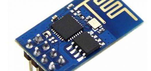 Módulo ESP8266 520x245 - ESP8266 Módulo WiFi