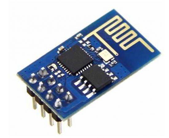 Módulo ESP8266 550x450 - ESP8266 Módulo WiFi, ¿Qué es y cómo configurar? Pinout y características