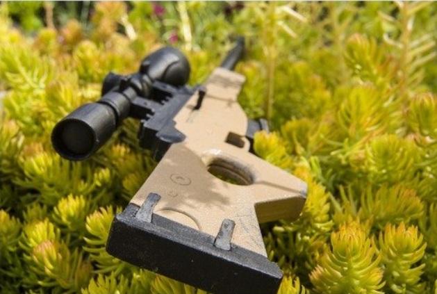 bolt rifle action fortnite - 10 modelos gratuitos de Fortnite para imprimir en 3D