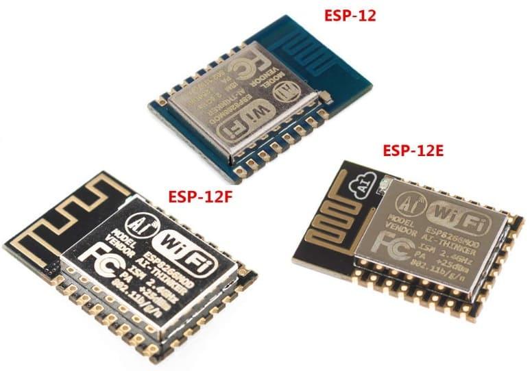 modulos ESP 12 - NodeMCU una plataforma para IOT de código abierto