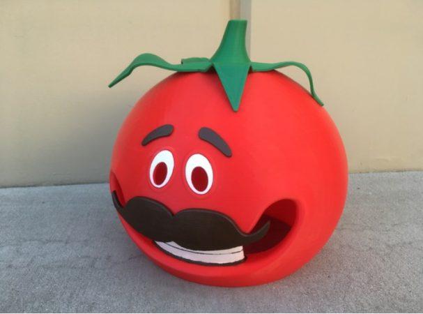 tomate head fortnite 607x450 - 10 modelos gratuitos de Fortnite para imprimir en 3D