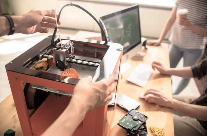 impresora 3d barata para iniciarse en la impresión 3d - Guía de inicio a la Impresión 3D. Qué es y cómo funciona