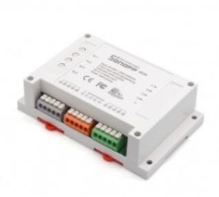 sonoff sencillo interruptor de 4 canales - Sonoff, Qué es y cómo configurarlo para el IOT
