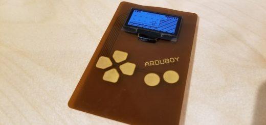 arduboy flexible