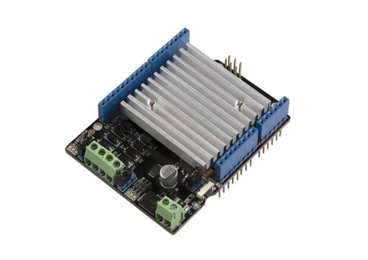 Seeed Motor Shield V2.0 - Los Mejores motores paso a paso para Arduino