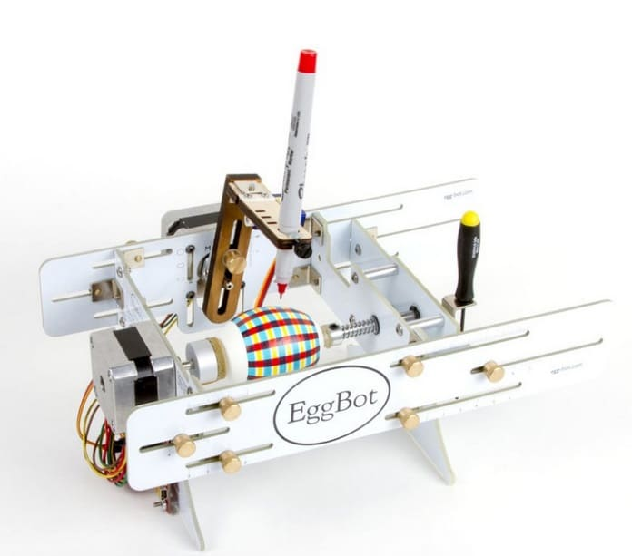 eggbot steeper motor - Los Mejores motores paso a paso para Arduino
