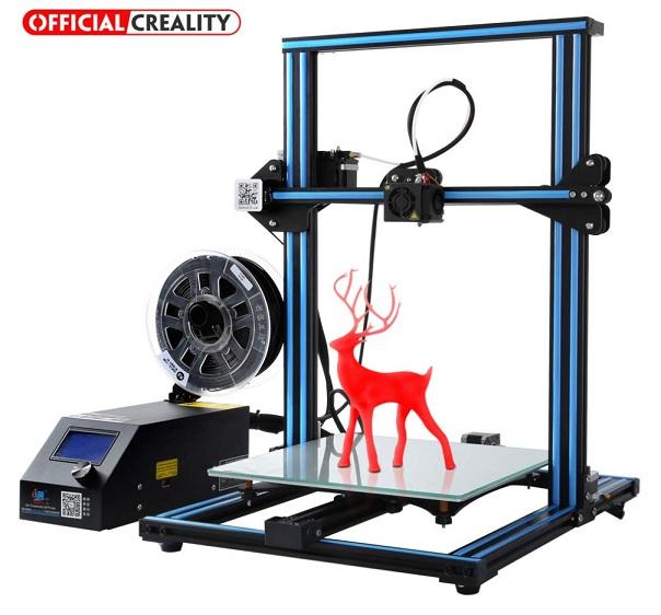 análisis de la Creality CR 10 - Creality CR-10 y CR-10S, análisis de las dos impresoras 3D