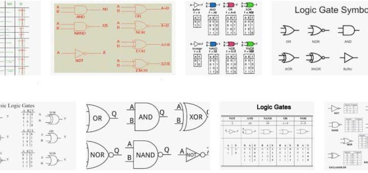 puertas lógicas o logic gates
