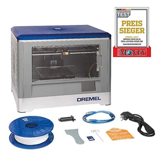 Dremel 3D - Las mejores impresoras 3D para niños