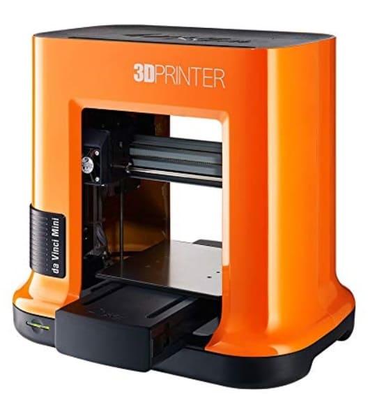 XYZ Printing Impresora 3D da Vinci Mini W - Las mejores impresoras 3D para niños