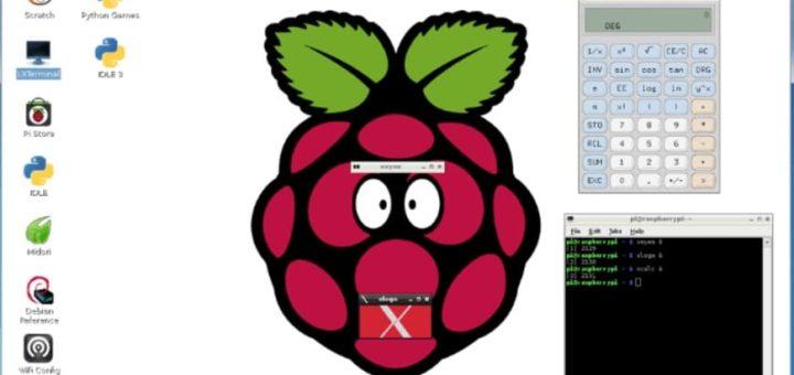 como cambiar el entorno gráfico de tu Raspberry pi