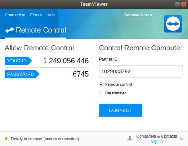 escritorio remoto raspberry pi teamviewer linux - 5 maneras de escritorio remoto en Raspberry Pi (Windows/Linux/Mac)
