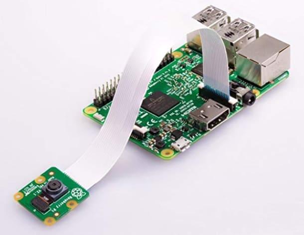 modulo oficial cámara Raspberry pi - Cómo Instalar una cámara en Raspberry Pi: Todo lo que necesitas saber