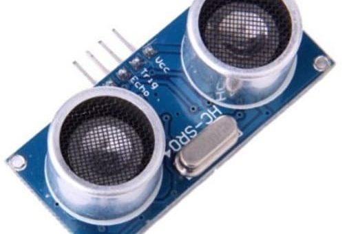 sensor de distancia HC-SR04