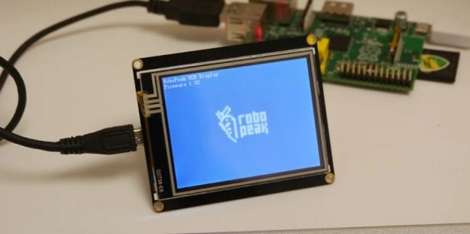 girar pantalla Raspberry Pi