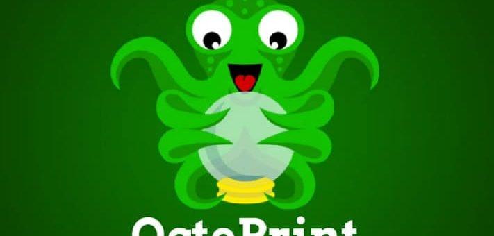 la mascota de octoprint