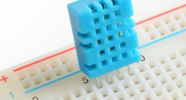 conectar sensor de humedad y temperatura a raspberry pi
