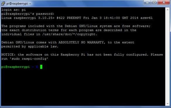 escritorio remoto raspberry pi - Acceso remoto a tu Raspberry Pi utilizando SSH y Putty