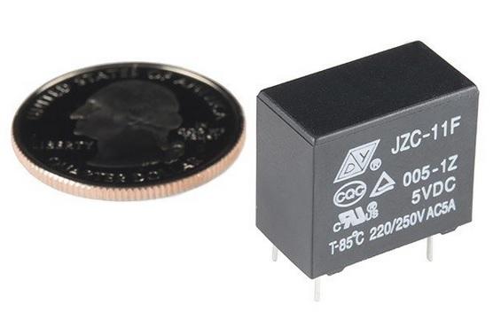 rele - Uso de los relés y el Arduino Uno