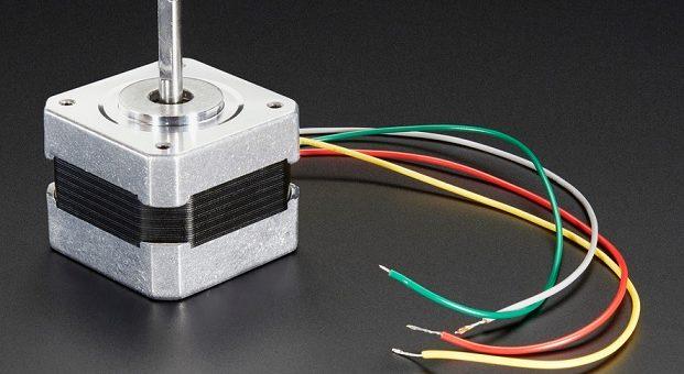 motor paso a paso con Arduino