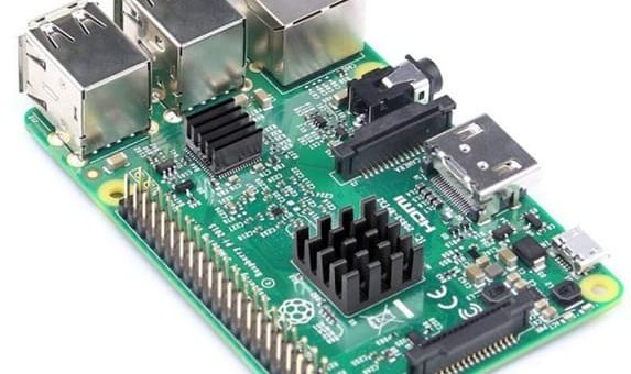 disipadores en Raspberry Pi