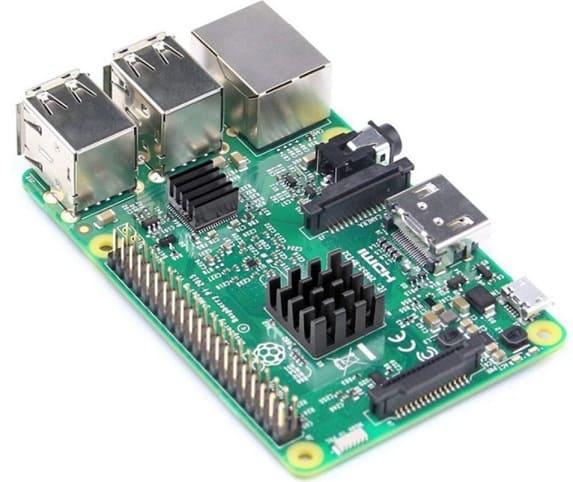 disipadores en Raspberry Pi - Cómo instalar disipadores de calor en una Raspberry Pi 3 B+