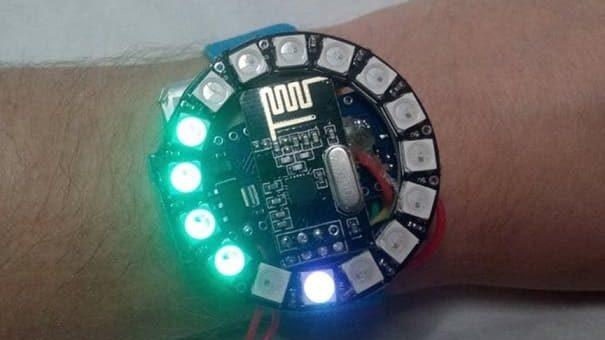 monitor de pulso cardiaco DIY Arduino