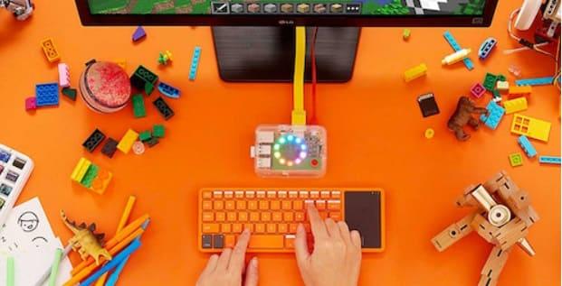 Kit ordenador Kano para Raspberry pi - 5 Divertidos proyectos de Raspberry Pi para niños