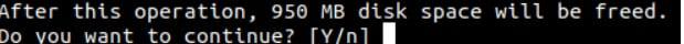 eliminar datos usados - Cómo desinstalar programas en una Raspberry Pi