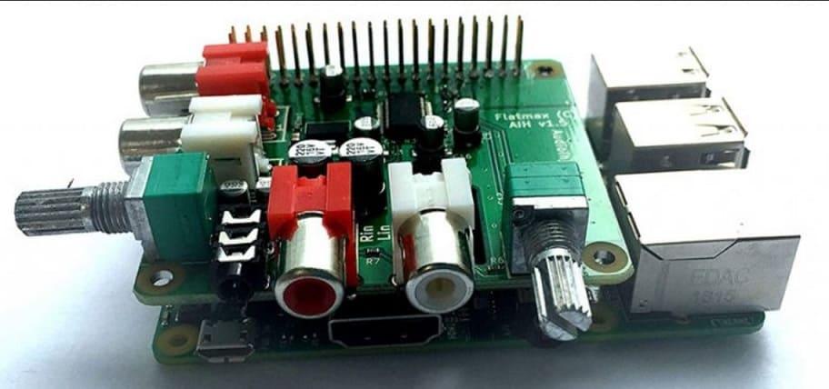 hat tarjeta de sonido Raspberry Pi - Cómo añadir un micrófono a Raspberry Pi