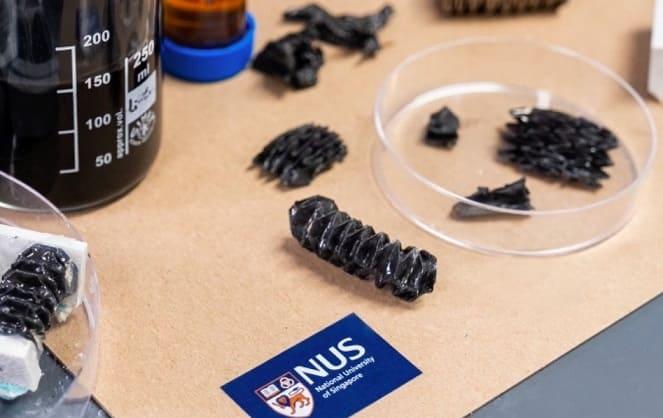 nuevo material robotico - El material metálico plegable que podría revolucionar la robótica