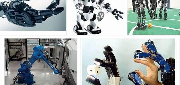 que es la robotica
