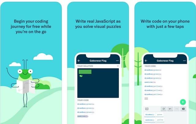 Grasshopper - 6 aplicaciones para móvil que facilitan la programación