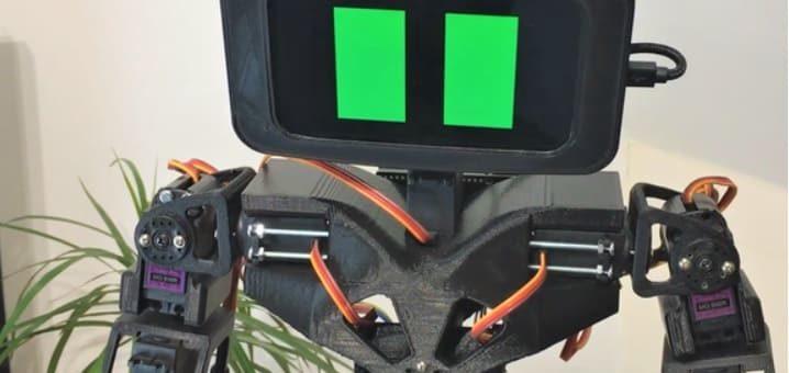 aster robot humanoide