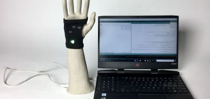 exoesqueleto relajante Arduino