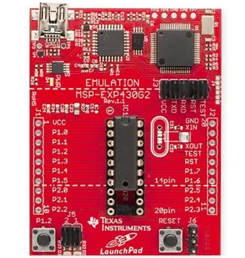 Launchpad MSP430 - Las 10 mejores alternativas a Arduino