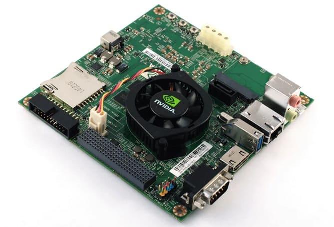Nvidia Jetson TX2 - Qué es una placa SBC o Single Board Computer
