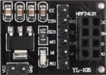 adaptador módulo nRF24L01 - Cómo funciona el módulo inalámbrico nRF24L01 y su interfaz con Arduino