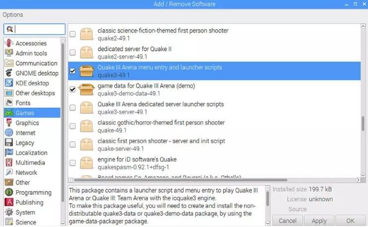 instalar modulo raspberry pi - Las mejores aplicaciones de Raspbian para usar un Raspberry Pi como un PC de escritorio