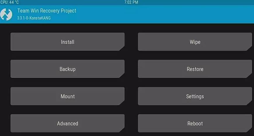 modo recovery raspberry pi 4 - ¿Cómo instalar Android en Raspberry Pi 4? (con Play Store)