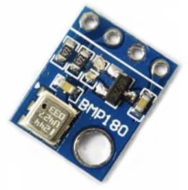 BMP180 - Cómo construir una Estación meteorológica con ESP8266 usando el IDE de Arduino