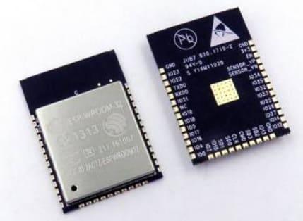 ESP32 diferencias