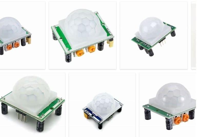 HC-SR501 PIR Sensor de movimiento