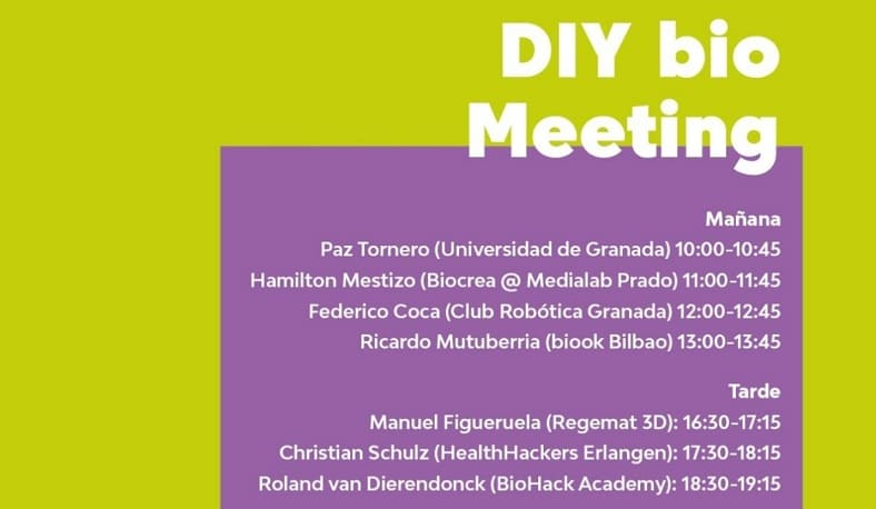 diy Bio - DIYbio meeting 2020