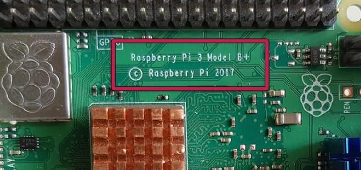 modelo raspberry Pi 3 - ¿Cómo saber qué modelo de Raspberry Pi tienes?