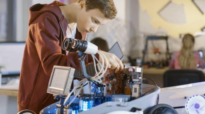 beneficios de la robótica educativa - Robótica Educativa, definición, qué es y ventajas para los niños