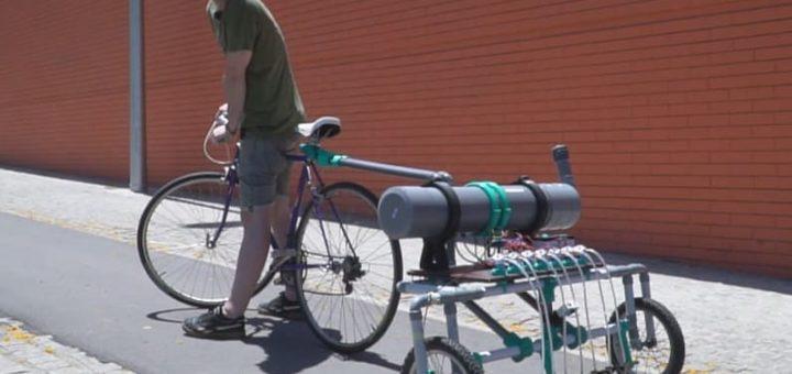 bicicleta con Arduino