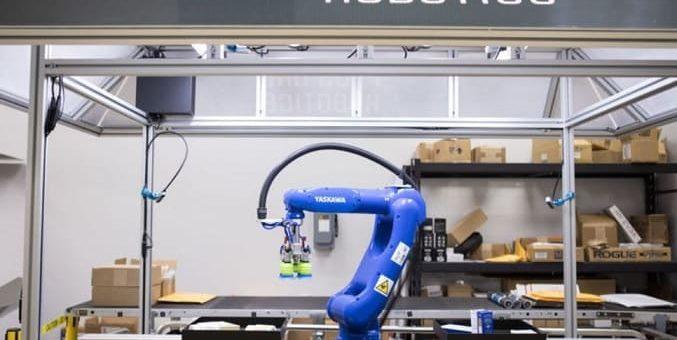 brazo robot FeDex