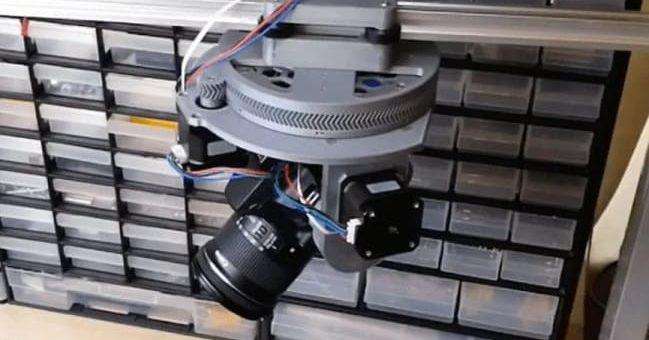 cámara con Arduino