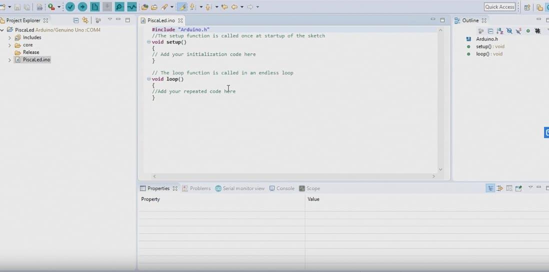 eclipse y Arduino - 5 alternativas increíbles al IDE de Arduino